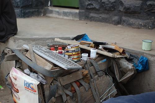El teclat és ideal per la sabata que sembetuma... de WhiteAfrican a Flickr
