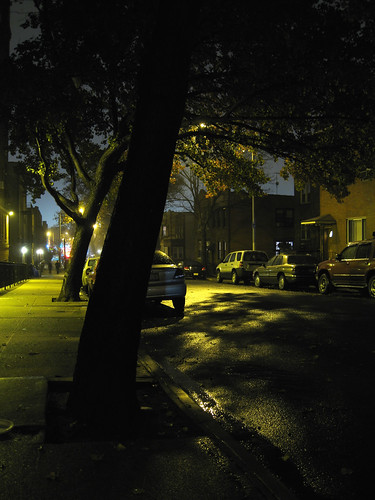 Night on Newtown Road by you.