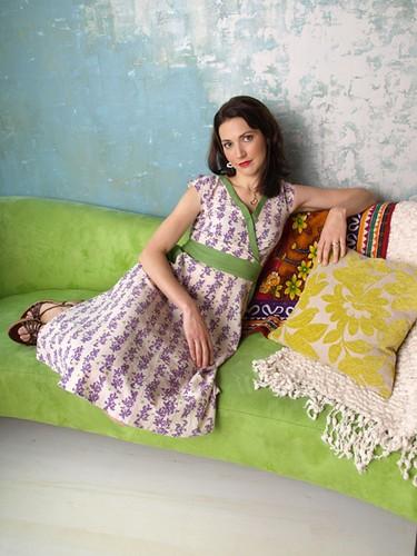 Mata Traders - dress_goldcoast_purple