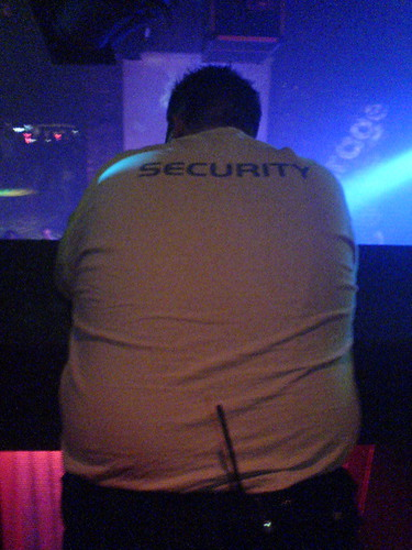 Night Club Bouncer