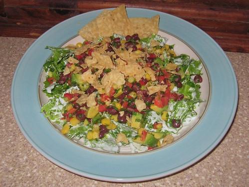 Black Bean Corn Salad Salad