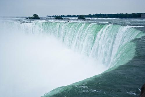 Niagara, Canada. Size does matter!