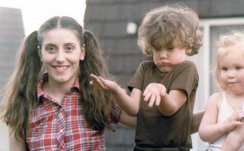 1980ish - Marcia, Clint, Emily - 0017