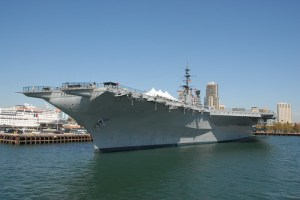 Hint: The U.S.S. Midway has never docked in Las Vegas