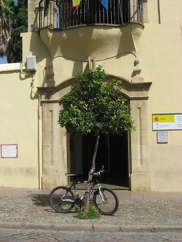Fachada Biblioteca Provincial Córdoba.