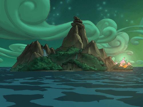 Momo, l'illa de les mil i una perles