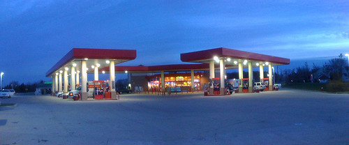 Sheetz Gas Station  - Taken With An iPhone