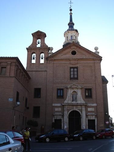 Convento de las agustinas en la actualidad