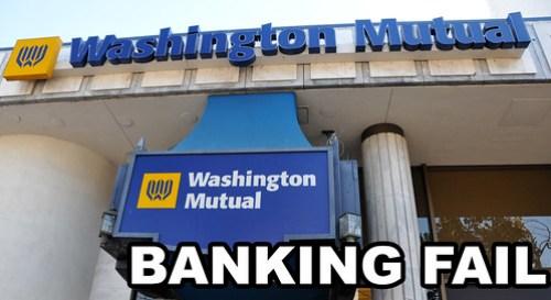Banking Fail