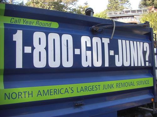 1-800-gotjunk? good for environment