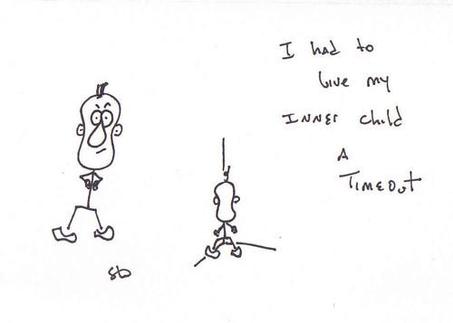Inner Child V Time Out