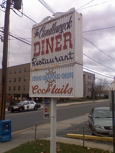 The Candlewyck Diner