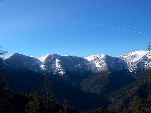Cherry Peak roadless area.