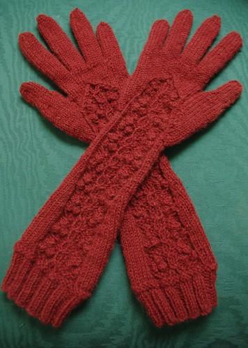 Winterberry Gloves