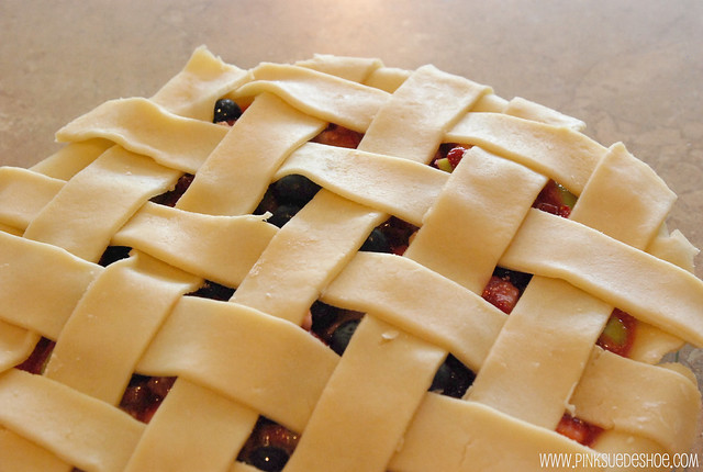 lattice crust
