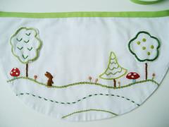 fairy tale embroidery