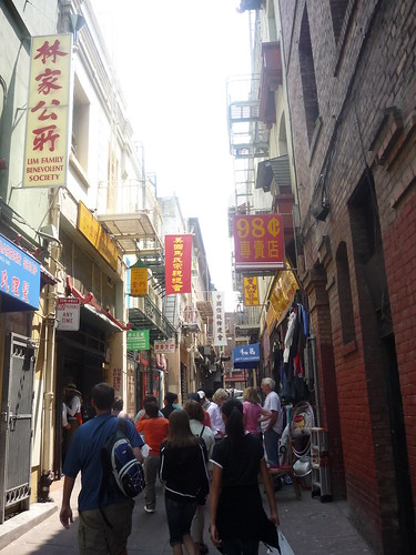 China Town Alley by you.