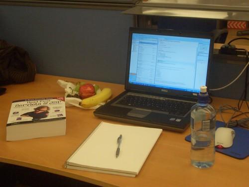På jobbet | At work