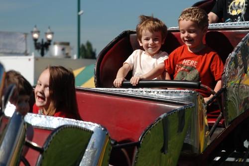fun on the big boy roller coaster by lydiafairy