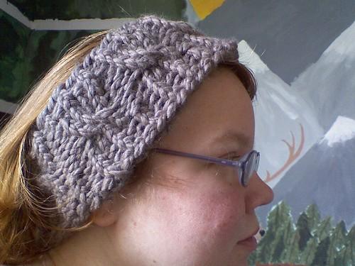 Mom's headband