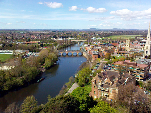 Worcester, under Creative Commons, from OliverN5's photostream. Click pic for link.