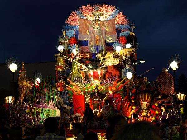 2008_八戸三社大祭_白山台