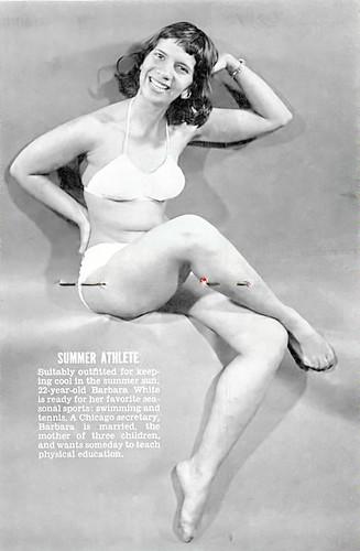 Summer Athlete - Jet Magazine June 16, 1955 by vieilles_annonces.