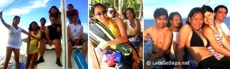 Snorkeling Around Malapascua