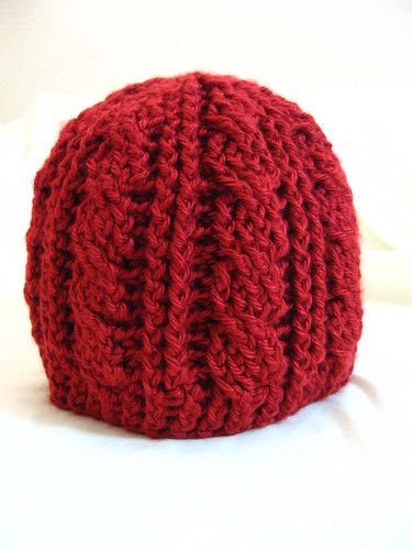 Cable Hat 2