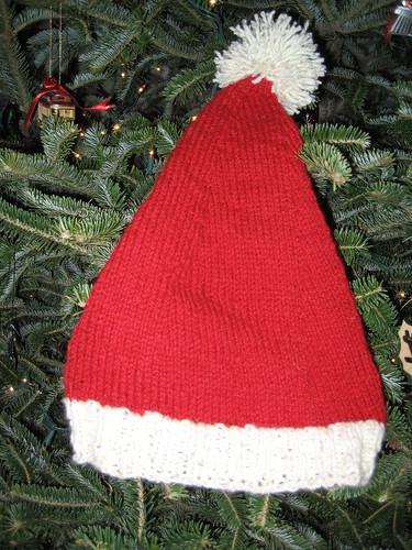 Eleanore's Santa Hat