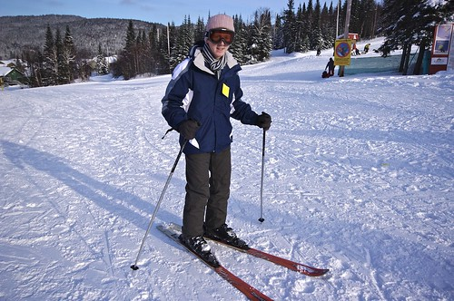 Ski au valinouët