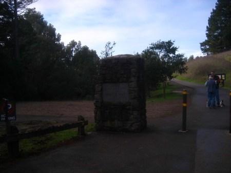 Nimitz Way, Tilden Park
