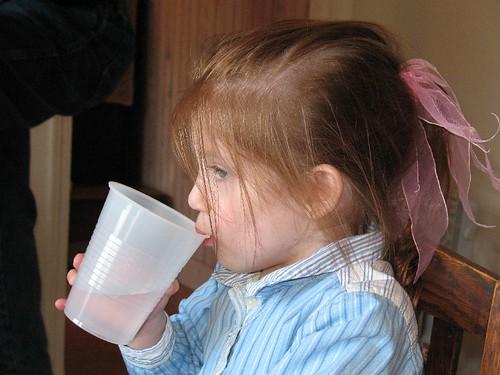 A little sip