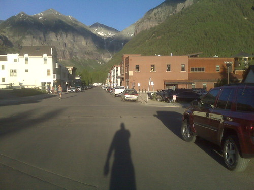 Shadows of Telluride