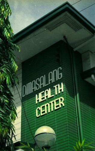 dimasalang health center
