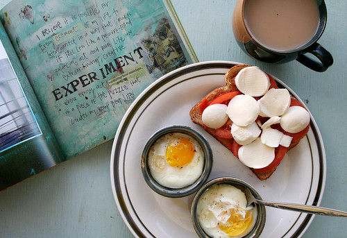 Ordinary Sparkling Eggs Breakfast