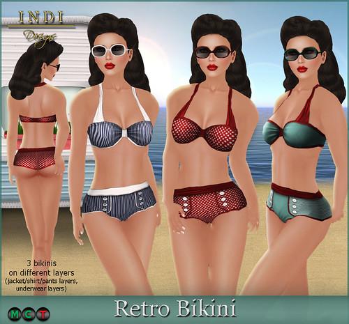 Retro Bikini (TOSL)