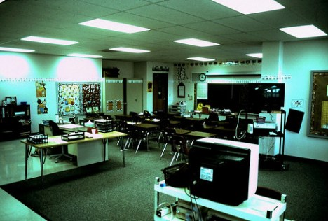 Beasley Elementary School Classroom