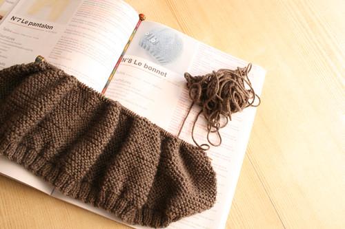 Tricot - Bonnet