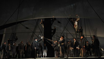 World Premiere: Heggie's Theatrically Brilliant, Melodic