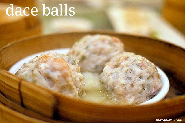 dace balls
