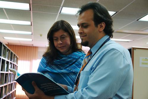 Entrevista sobre Alfabetización Informacional (2/6)
