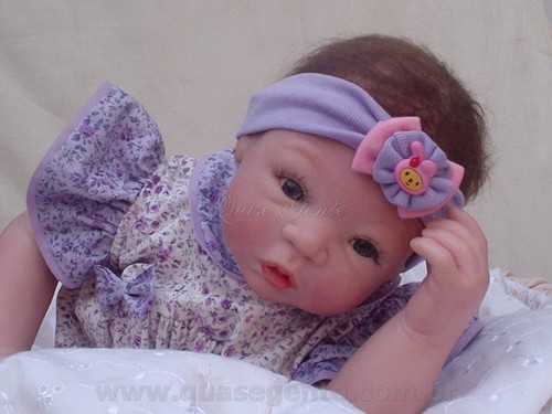 Aline - Reborn Baby Doll