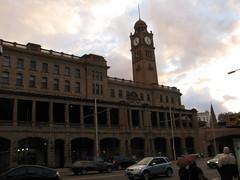 Vicino la stazione centrale di Sydney