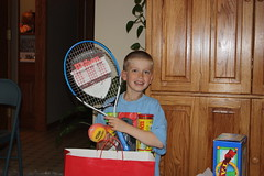 New Tennis Racket