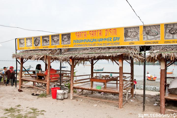 2010.04.10 Hammer Bay Ikan Bakar @ Penang-8