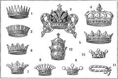 Crowns / Coroas por CGoulao