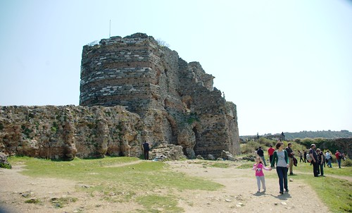 Yoros castle, Anadolu kavağı, İStanbul, Pentax K10d