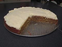 Trash Blanc: Beetroot Cake