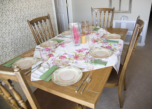 Easter Table 041109
